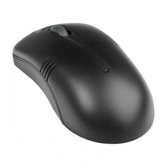 Mouse Óptico USB Scroll 800DPI MS3202 Preto COLETEK