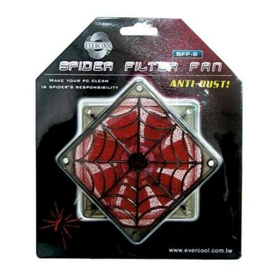 Cooler Spider com Filtro SFF-9 EVERCOOL