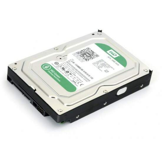 HD 500GB Western Digital SATA 7200 RPM WD5000AVDS