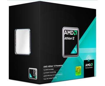 Processador AMD Athlon II X2 260 3.2 Ghz 1MB AM3 Box