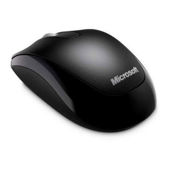 Mouse Microsoft Wireless Mobile 1000 Preto 2CF-00002