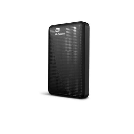 HD Externo Portátil Western Digital 500GB My Passport USB 3.0 WDBKXH5000ABK-NEBZ