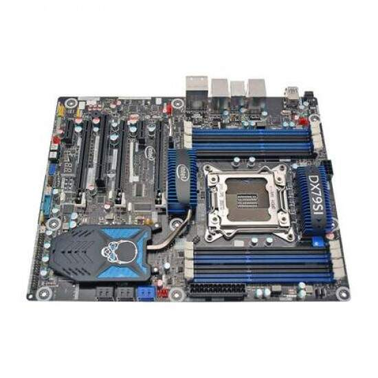 Placa Mãe DX79SI Extreme Series p/ Intel DDR3 8.2Gbe LGA2011 - Box