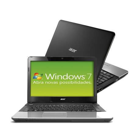 Notebook Acer E1-471-6_br149 c/ Intel Core i3-2310M, 4GB, HD 500GB, Wind7 - 14´