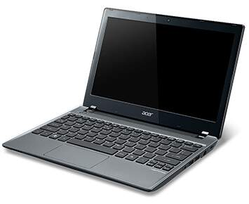 Notebook Acer V5-171-6417 11.6in Core i3-2367M 4GB 500GB W7