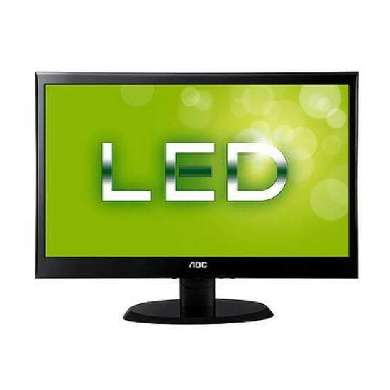 Monitor AOC LED 21.5 Polegadas E2250SWN Widescreen