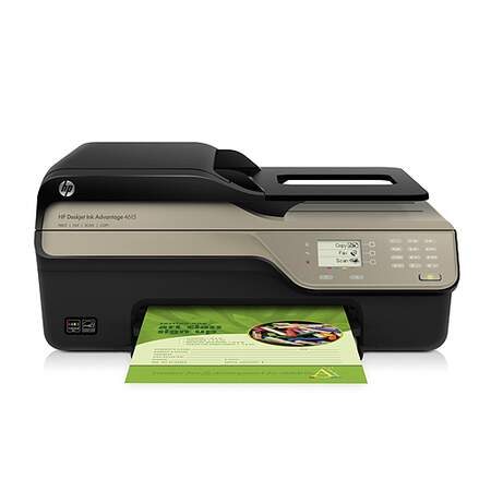 Multifuncional HP Deskjet Ink Advantage 4615 All-in-One