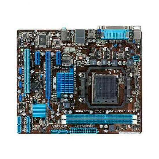 Placa Mãe ASUS p/ AMD M5A78L-M LX3 AM3+ DDR3 Box