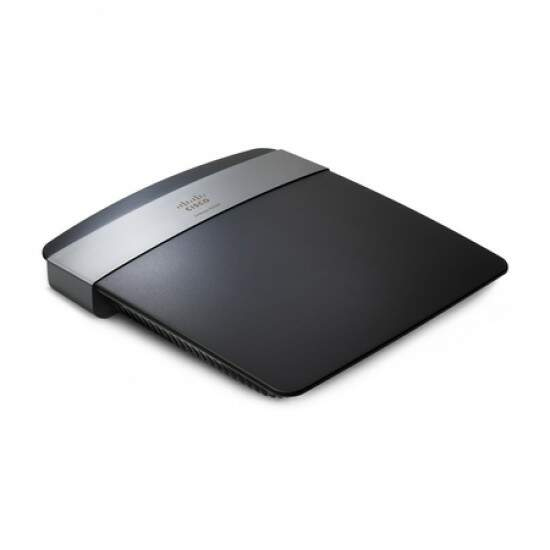 Roteador LinkSys Cisco E2500-BR T Dual-Band Wireless-N 300Mbps
