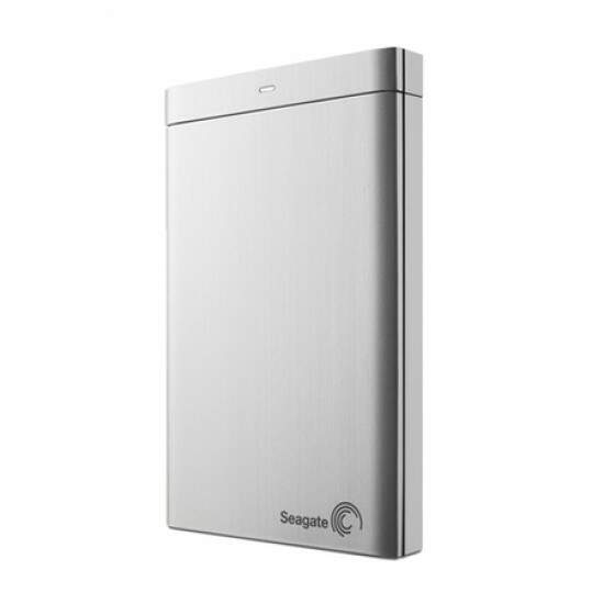 HD Externo Seagate 500GB Backup Plus USB 3.0 STBU500101 Silver