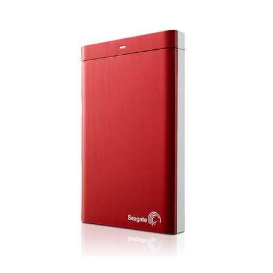 HD Externo Seagate 500GB Backup Plus USB 3.0 STBU500103 Red