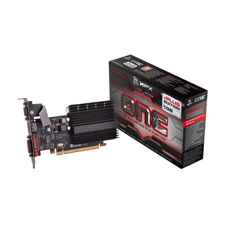 Placa de Vídeo XFX ONE 1024MB (1GB) DDR3 HDMI DVI PCI-Express ON-XFX1-PLS2