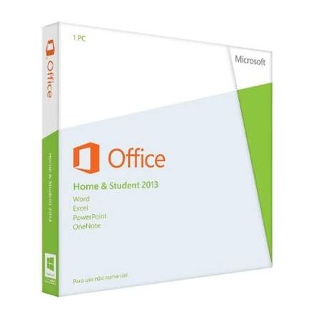 Microsoft Office Home and Student 2013 32/64Bits 79G-03649 (*OF13)