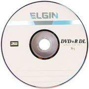 Mídia Virgem DVD-R Elgin