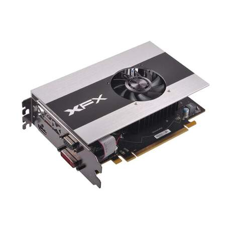 Placa de Vídeo XFX Radeon HD 7750 Core Edition 1GB DDR5 PCI-Express FX-775A-ZNJ4