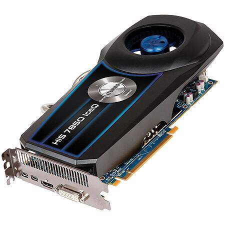 Placa de Vídeo HIS AMD ATI Radeon HD7850 2GB DDR5 256-Bit PCI-Express x16 3.0 - H785Q2G2M