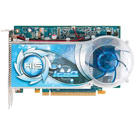 Placa de Vídeo HIS AMD ATI Radeon HD6570 1GB DDR3 128-Bit PCI-Express x16 2.1 - H657QO1G