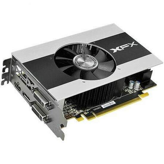 Placa de Vídeo XFX Radeon HD 7770 Core Edition 1024MB (1GB) DDR5 PCI-Express FX-777A-ZNJ4