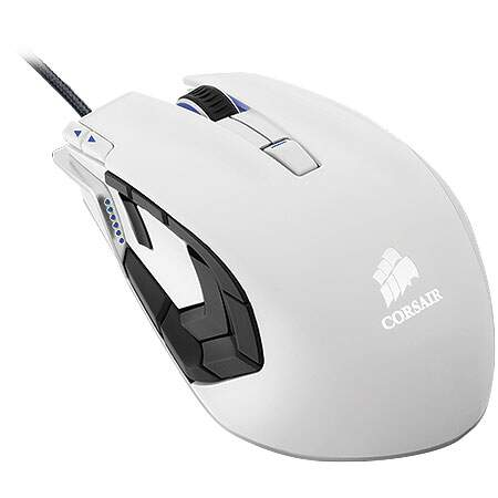 Mouse Gamer Corsair Vengeance M95 USB Branco CH-9000026-EU