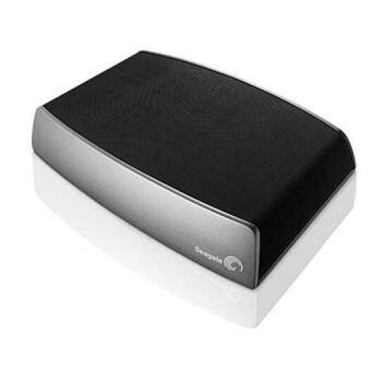 HD Externo Seagate 3TB Central Ethernet - STCG3000100