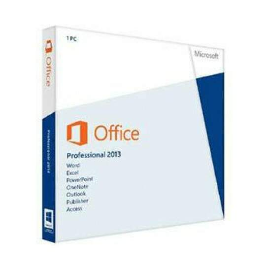 Microsoft Office Professional 2013 32Bit/X64 - 269-16203
