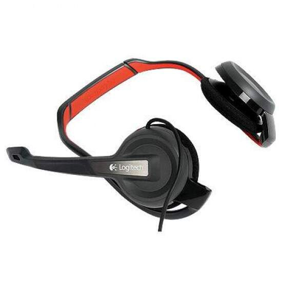 Headset Gaming P2 e USB G330 LOGITECH