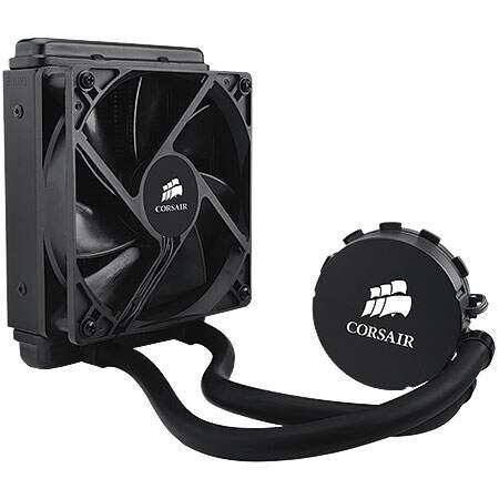 WaterCooler Corsair Hydro Series - Quiet Edition H55 - CW-9060010-WW