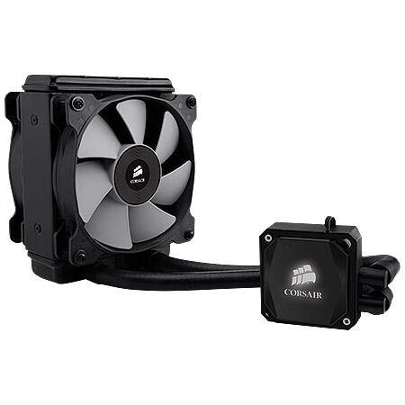 WaterCooler Corsair Hydro Series - High Performance Liquid H80i - CW-9060008-WW