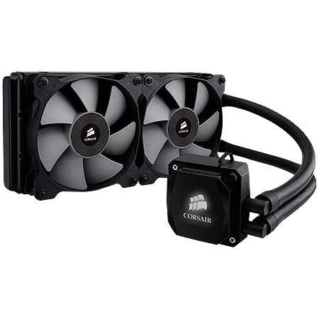 WaterCooler Corsair Hydro Series - Extreme Performance H100i - CW-9060009-WW