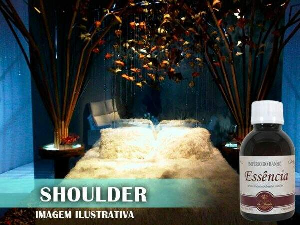 Essência Shoulder L. 500Gr (Shoulder - Shoulder Love It Liberty)