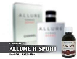 Essência Allume H Sport 100Gr (Channel - Allure Homme Sport)