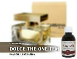 Essencia Dolce The One Fem 100Gr (Dolce Gabbana -The One)