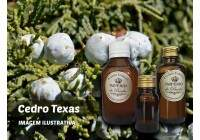 Óleo Essencial Cedro Texas - 50ml - (Juniperus mexicana woodoil)