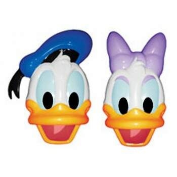PATO DONALD E MARGARIDA
