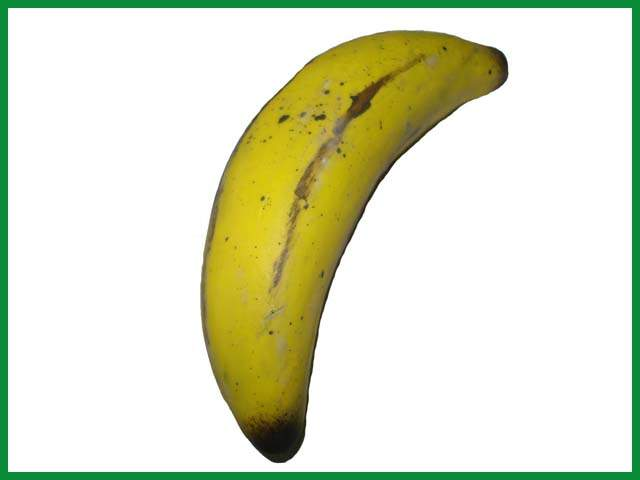 BANANA INTEIRA PEQ.