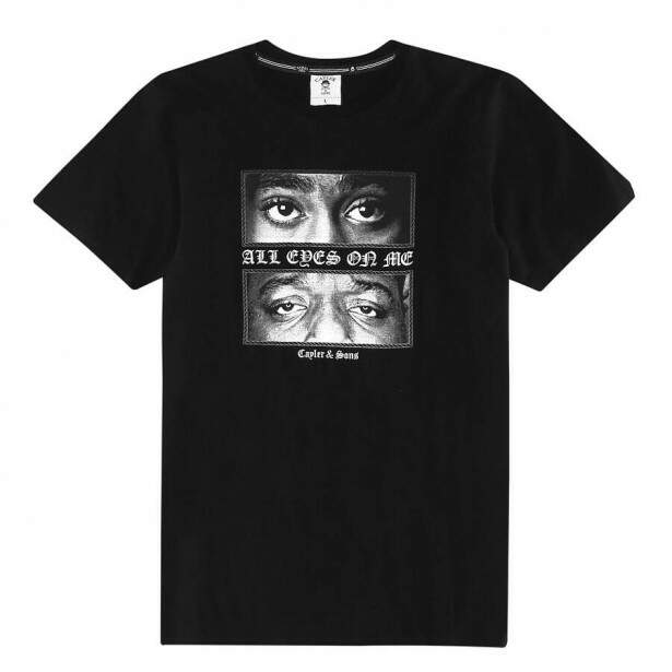 Camiseta Cayler And Sons All Eyes Preta
