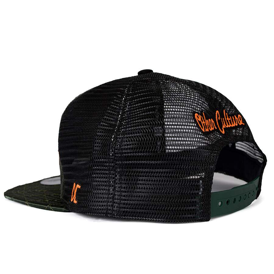 Boné Other Culture Snapback Leader Verde