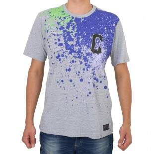 Camiseta Chronic Art Mescla