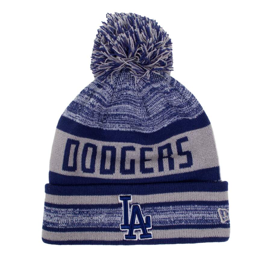 Gorro New Era Los Angeles Dodgers Marinho / Cinza