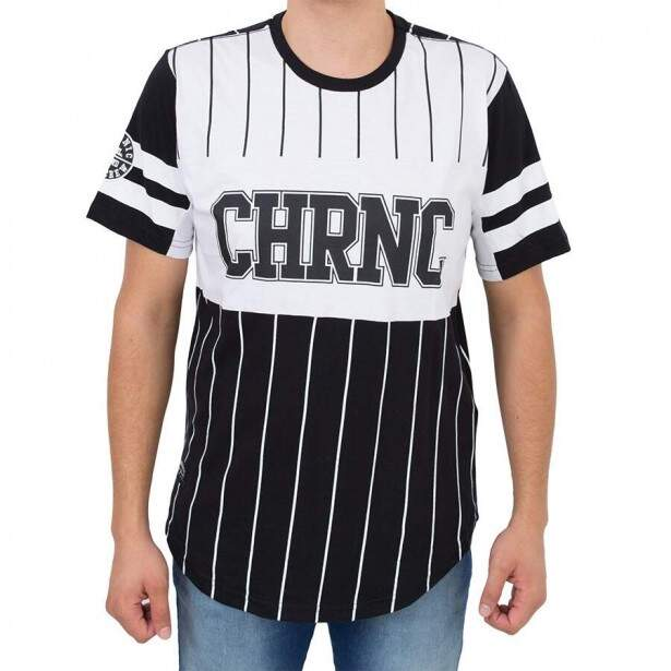 Camiseta Chronic Athletik Preta / Branca