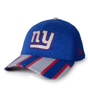 Boné New Era 39Thirty New York Giants Azul