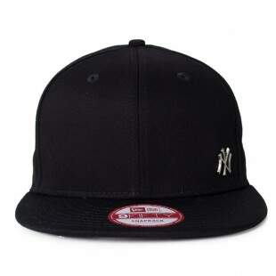 Boné New Era Snapback New York Yankees 9Fifty Preto