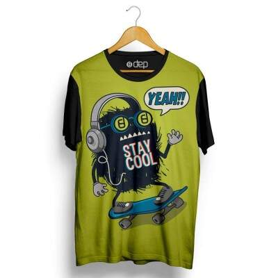 Camiseta Dep Stay Cool Verde