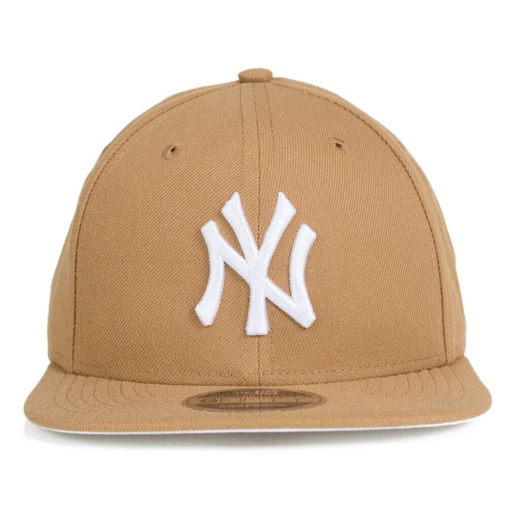 Boné New Era Snapback New York Yankees Original Fit / Marrom