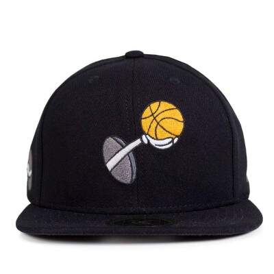 Boné Other Culture Snapback Rabbit Preto