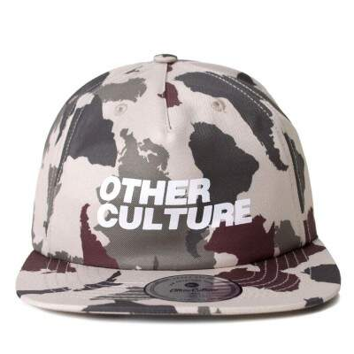 Boné Other Culture Strapback Country Camuflado