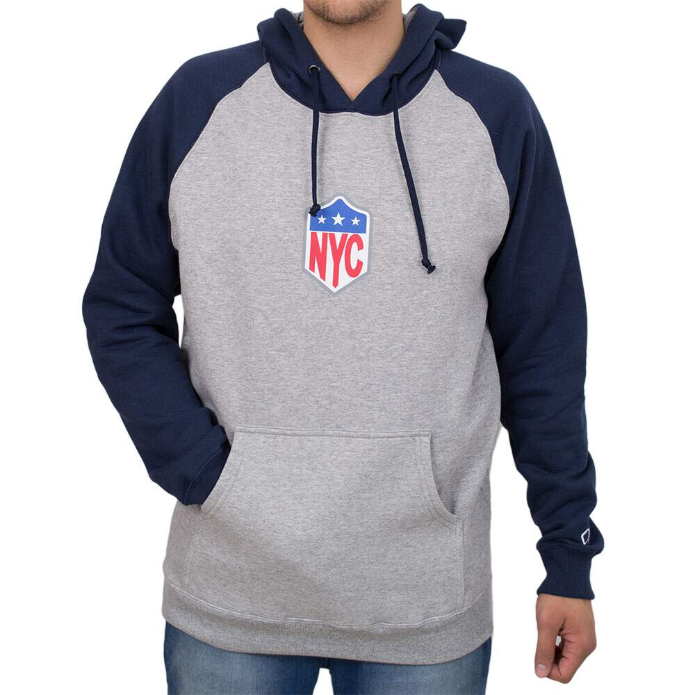 Moletom Other Culture NYC Hoodie  Mescla