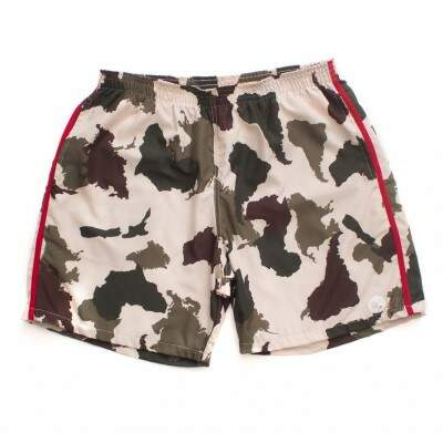 Bermuda Other Culture Summer Camo