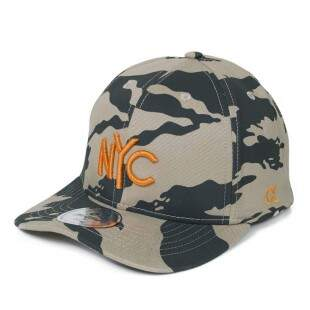 Boné Other Culture Snapback NYC Camo