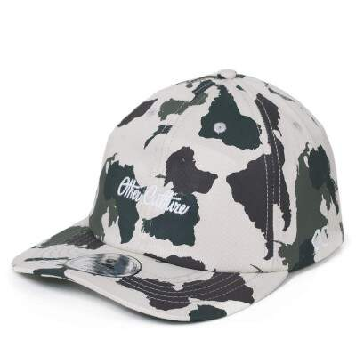 Boné Other Culture Strapback Logo Camo